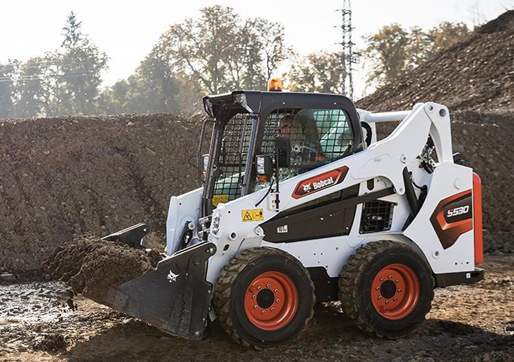 Bobcat s530 for hire