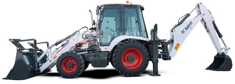 Bobcat B750 excavator for hire
